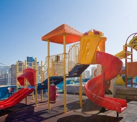 PARQUE INFANTIL RIFI CLUB Hotel Magic Cristal Park Benidorm