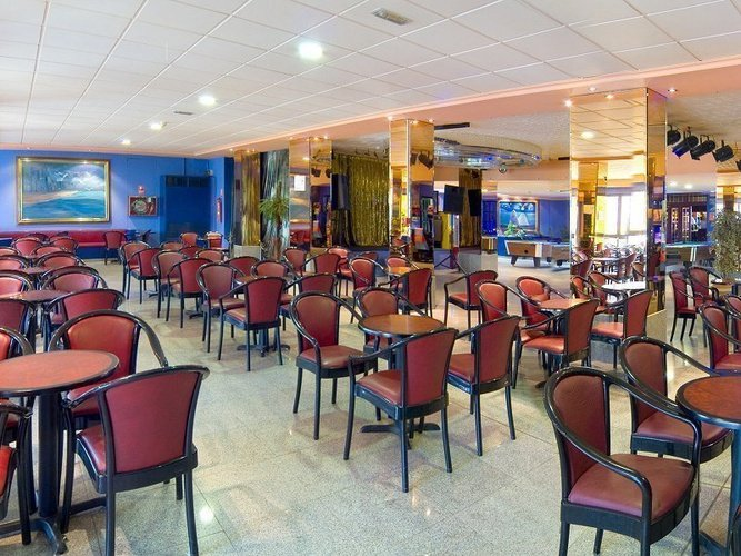 Bar hotel magic cristal park benidorm