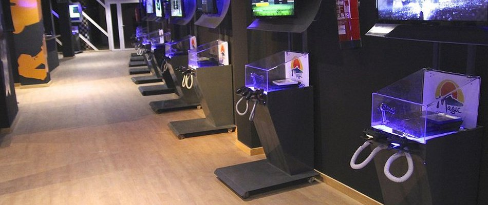 Game Experience Hotel Magic Cristal Park Benidorm