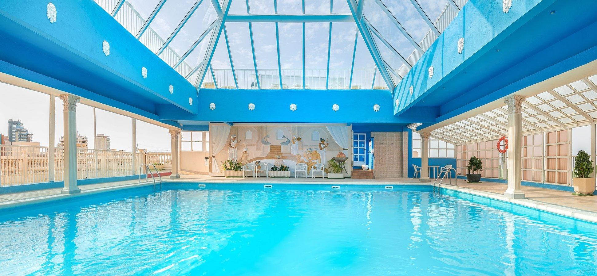Hotel Magic Cristal Park En Benidorm Web Oficial