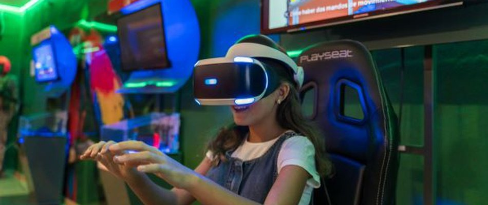 Disfruta de la Realidad Virtual en Magic Cristal Park Hotel Magic Cristal Park Benidorm